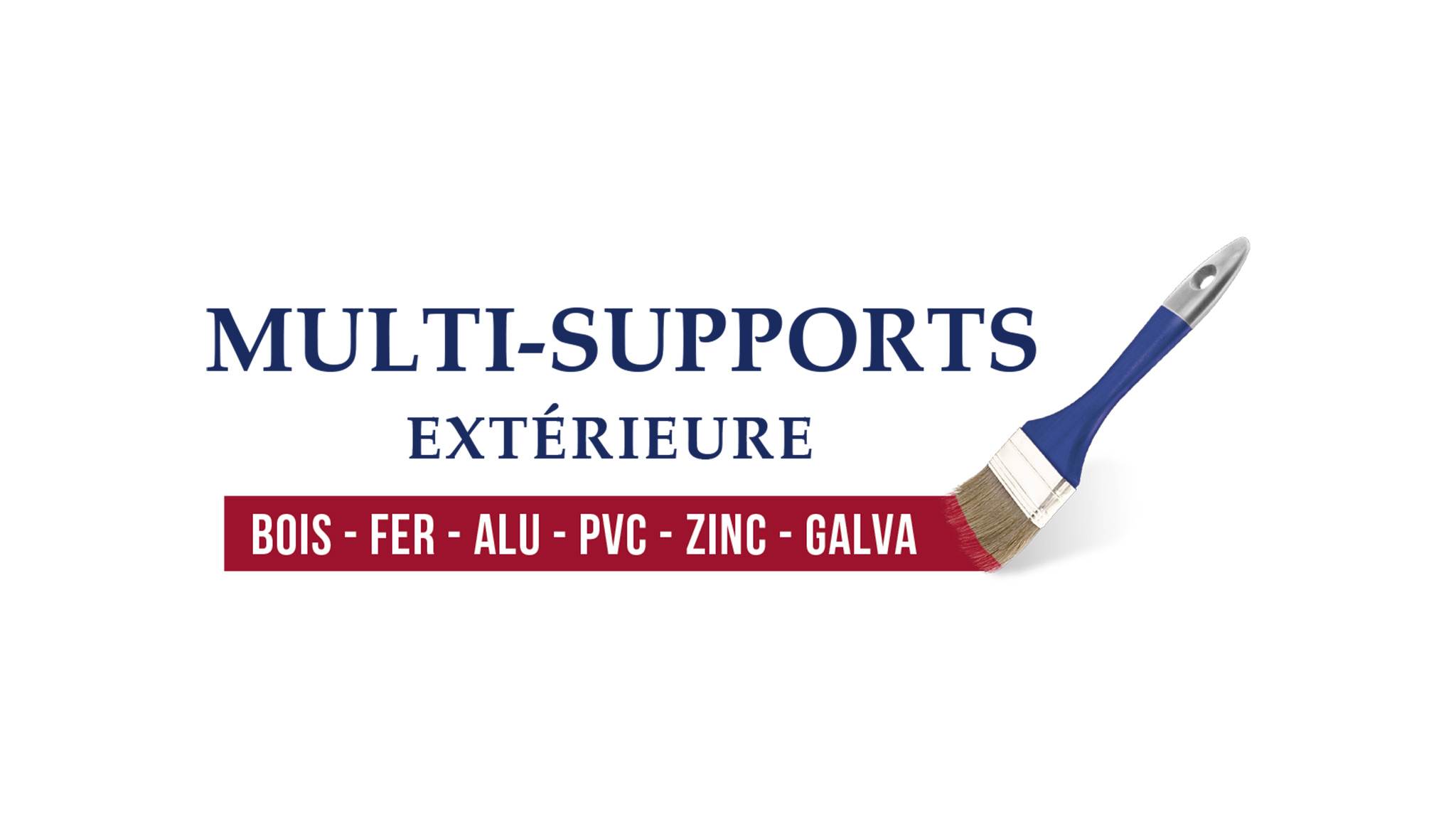 Multi-supports Extérieure - Logo